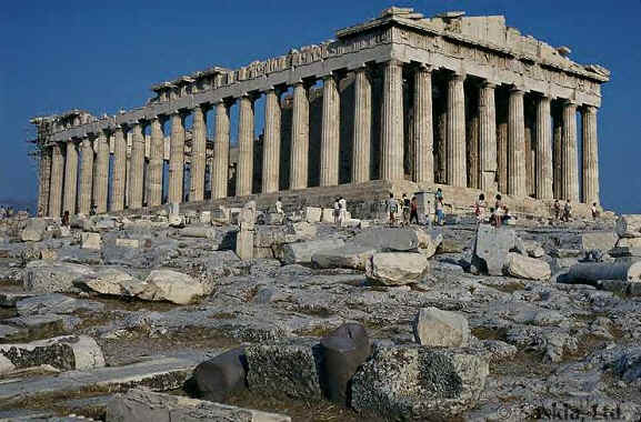 A Brief Overview of the Greek Mythology